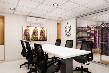 layout office design