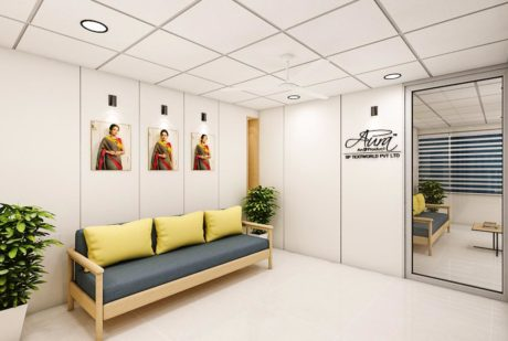 interior wall design for office