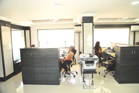 design interior office space