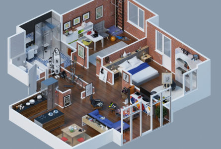 architect home layout