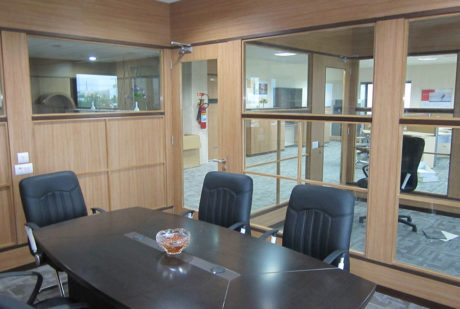 Themo Fisher office design 18
