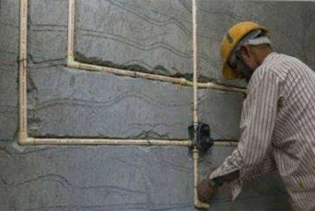 Home Plumber work