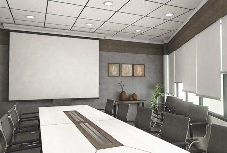 innovative office space design