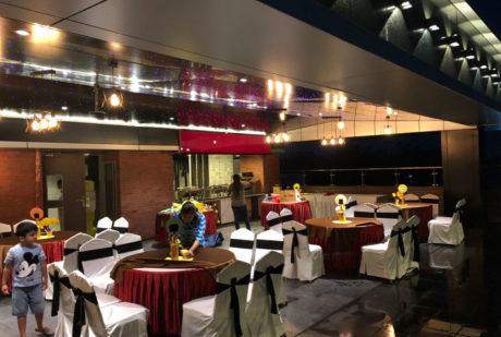 design interior hotel space