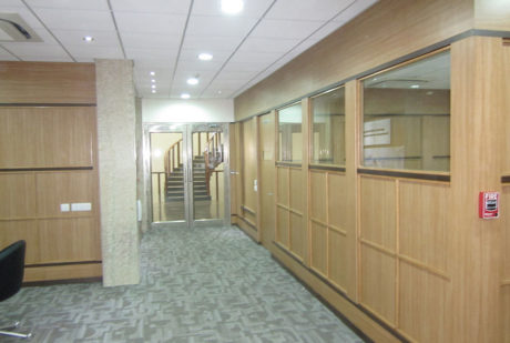 Themo Fisher office design 13