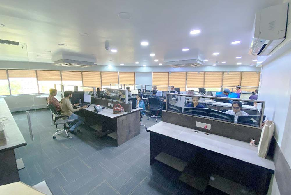 Importance To Have Corporate Office Turnkey Interior Under One Roof Phoenix Interio