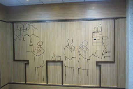 clinic furniture design