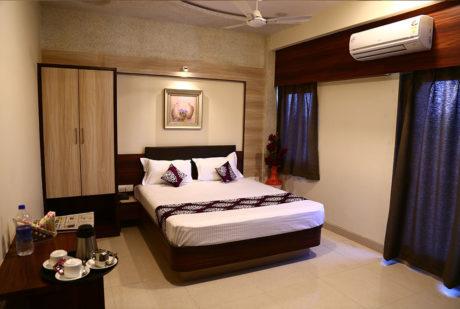interior design for hotel space