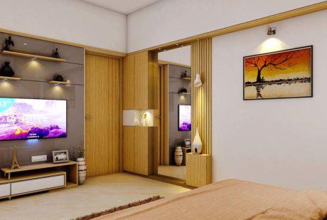 home area design