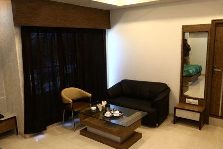 interior design for hotel room