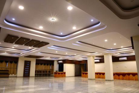 modern interior hotel