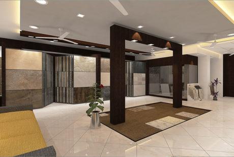 interior for Show room